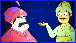 Akbar Birbal Full Animated Moral Stories | Hindi Story For Kids Vol 2