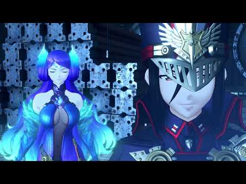 Morag & Brighid vs Rex/PyraNia/Domarch/Tora/Poppi α Full Cutscene Fight Xenoblade Chronicles 2