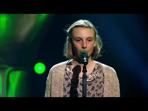 13-Year Old Girl SINGS LIKE Imagine Dragons - Radioactive Song - Shocking