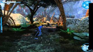 Video Comentado - Avatar el videojuego -Gameplay