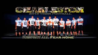Rapid Fire: Respect All, Fear None (Charleston Tigers Football 2013)