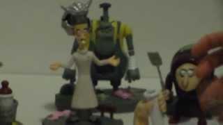 168 Video Review of Toonsylvania Toyline