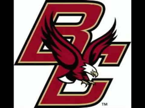 Boston college Eagles fight song
