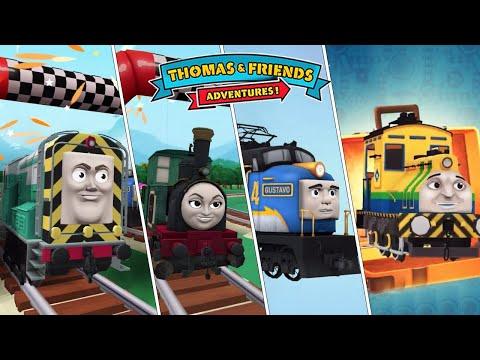 Unlock All Brazil - Thomas & Friends: Adventures!