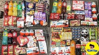 A Lot Of Candy 2019 Сборник.Киндер Сюрпризы Маша и МедведьРобокар ПолиЛеди Баг и Супер КотТачки