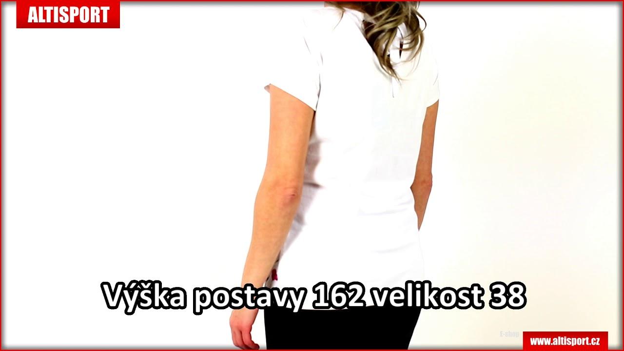 2221a864cfa dámské triko kixmi haven bílá - YouTube