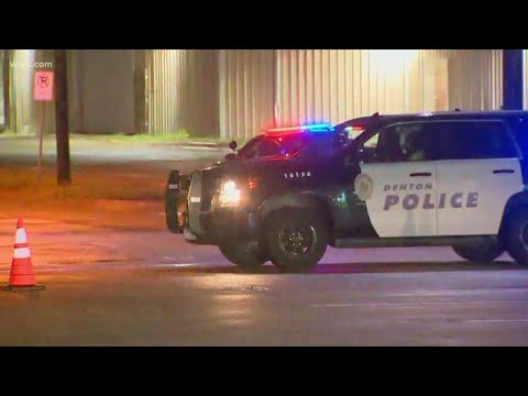 Denton police officer remains in critical condition after being shot during traffic stop