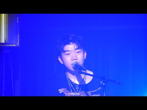 [4K 60P] 180713 창모 (CHANGMO) - Interlude(Piano Ver.) by