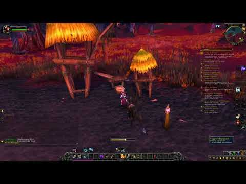 How To Get Clobber's Equipment Quest Item - World Of Warcraft