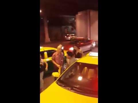 เรียกแท็กซี่ไม่ไป  แล้วแถมยังโดนด่า
