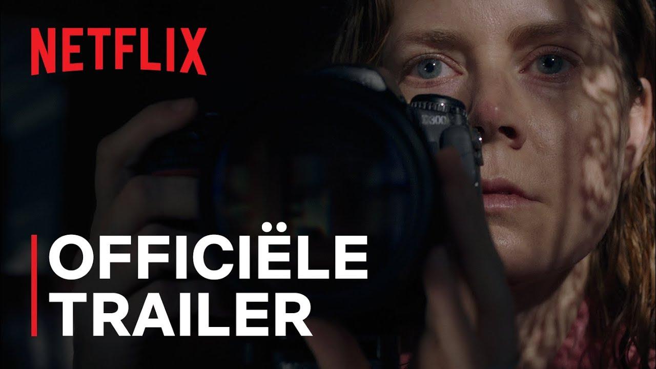 Amy Adams in nieuwe Woman in the Window trailer op Netflix België