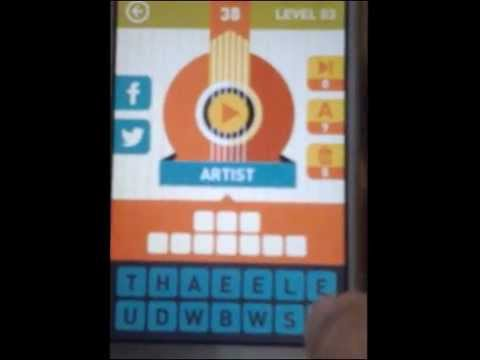 Icon Pop Song Level 3 Answers