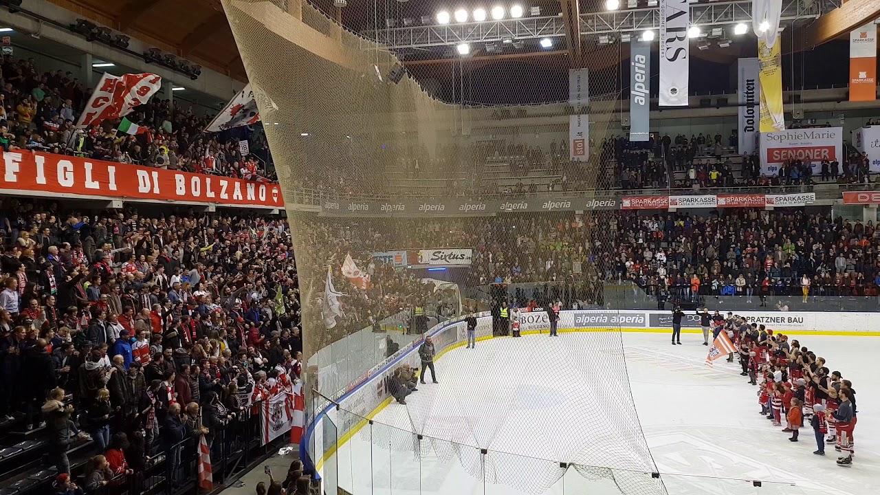 Ebel - Hockey Club Bolzano - Vienna Capitals 5-2 - Cori a ...