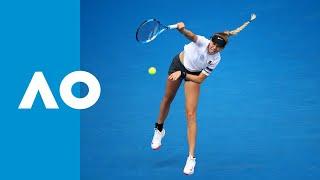 Amanda Anisimova v Aryna Sabalenka match highlights (3R) | Australian Open 2019