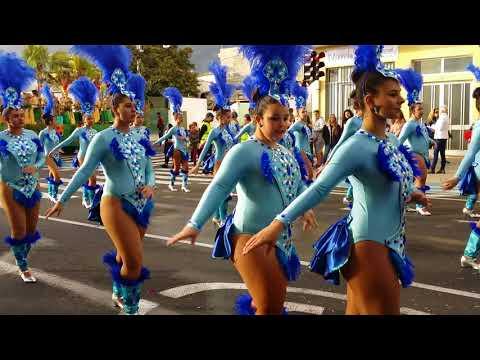 carnaval de Los Llanos de Aridane - île de La Palma - Canaries