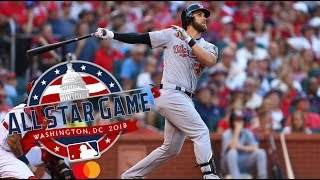 2018 MLB Home Run Derby Simulation Highlights! - MLB The Show 18 Gameplay