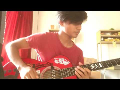 Masdo - Teruna Dan Dara (Intro Guitar Cover) with tabs [description]