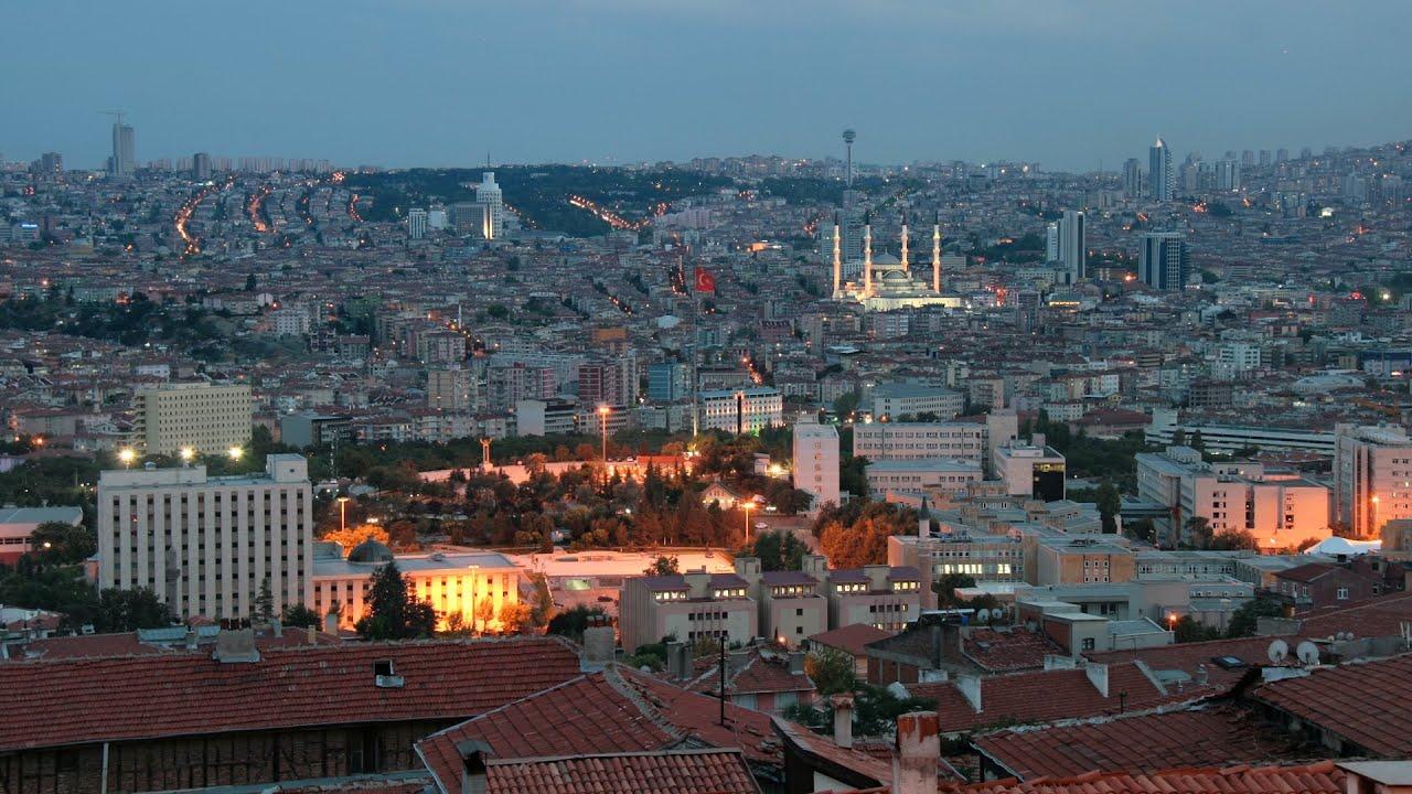 Ankara: la ciudad capitalina de Turquía - YouTube