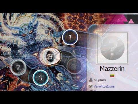 Osu!mapping: Mazzerin & Metal Music