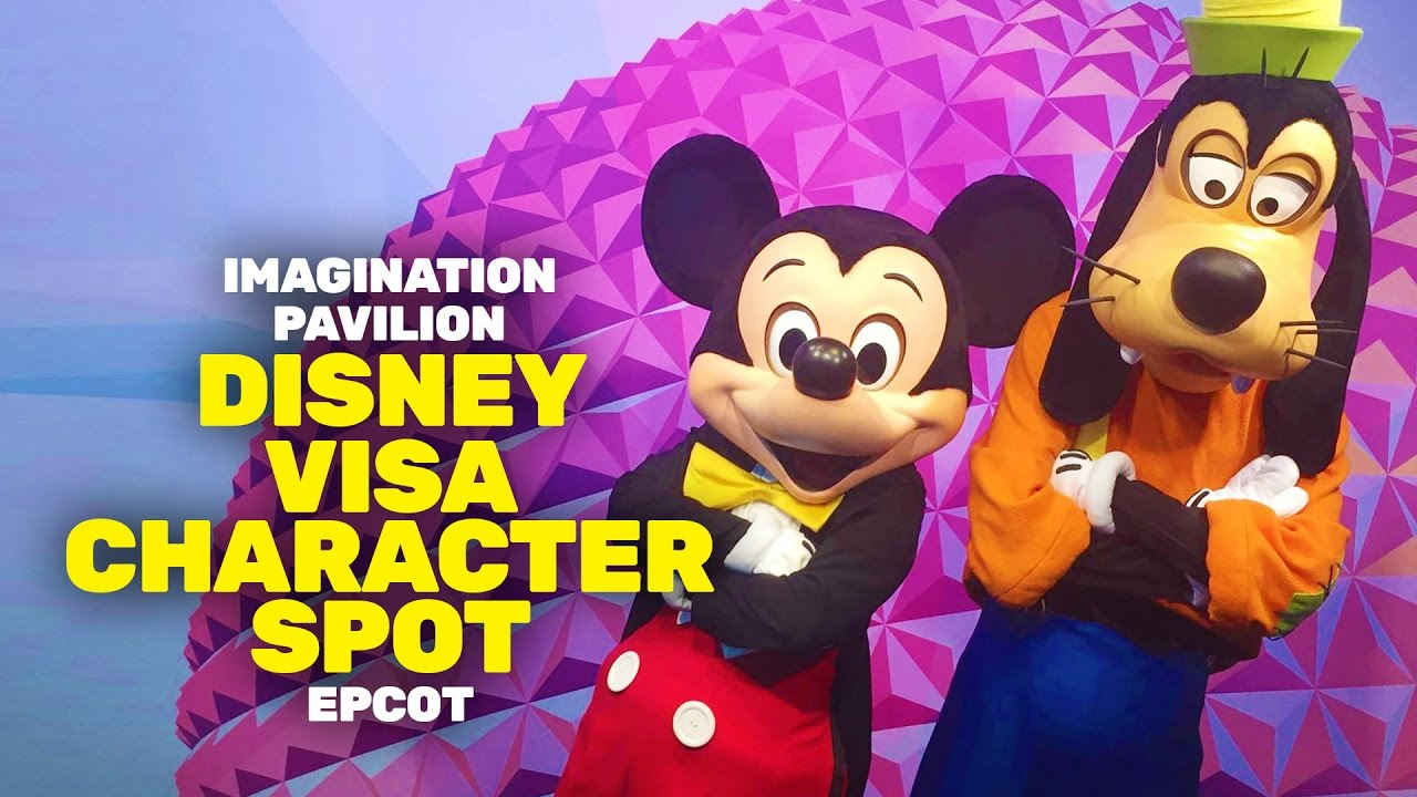 Disney visa character spot in the imagination pavilion epcot youtube disney visa character spot in the imagination pavilion epcot m4hsunfo Choice Image
