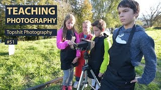 Teaching photography as it would be pure magic! / VL#51