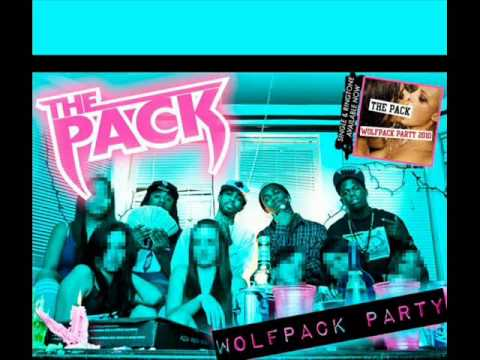 The Pack - Wolfpack Party (Dino Roc Remix)