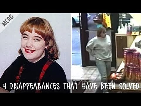 4 Disappearances That Have Been Solved | Part 1