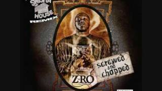 Z-RO - Lonely Screwed & Chopped