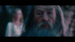 Baixar Gandalf, Galadriel, Elrond and Saruman have a discussion in Rivendell [1080 HD][ENG SUB]