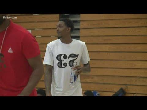 Lou Williams hosts summer camp at South Gwinnett High School