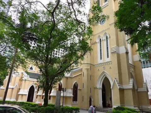 St John's Cathedral  Hong Kong  香港聖約翰座堂