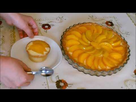 tarte-aux-pêches-et-à-la-crème-au-citron