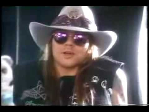 Axl Rose Contest – Evict Axl