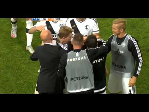 Amazing Duda goal vs. Botosani Europa League 2015