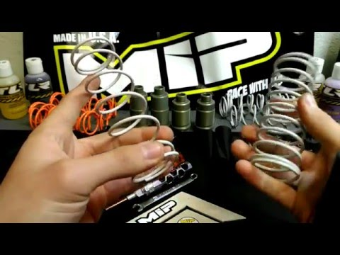 MIPtech - MIP BIG BORE SHOCK SYSTEM FOR LOSI 5T Part # 14370
