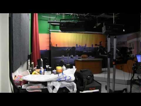 StudioTech Live!: 78 - Behind the scenes of a community TV station