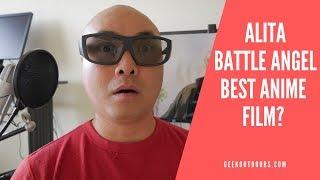 Alita Battle Angel (Best Anime Movie?) 銃夢 | Yukito Kishiro Geekoutdoors.com