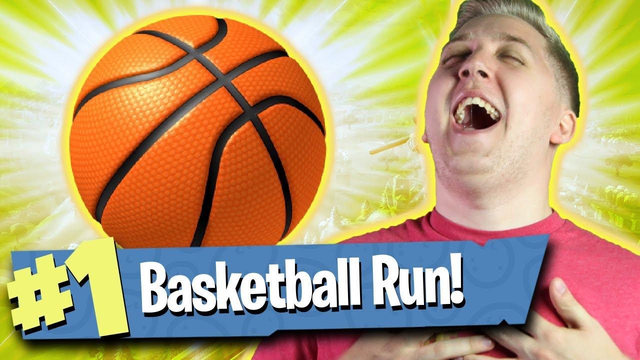 basketball push challenge fortnite battle royale - basketball challenge fortnite