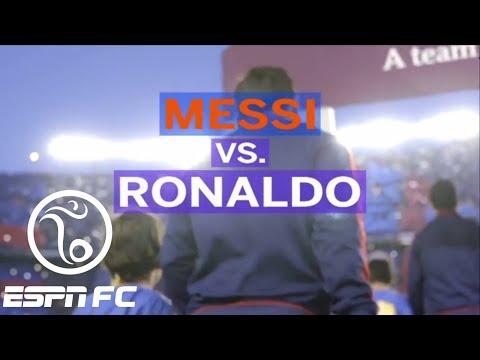 How Lionel Messi stacks up vs. Cristiano Ronaldo in El Clasico   ESPN FC