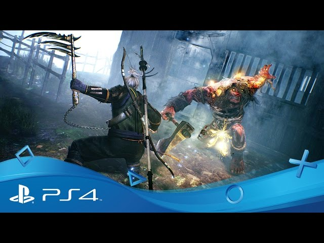 Nioh | Last Chance Trial Reveal Trailer | PS4