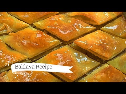 Baklava recipe how to make baklava easy turkish recipes middle baklava recipe how to make baklava easy turkish recipes middle eastern dessert forumfinder Choice Image