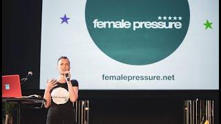20 years of female pressure - Keychange :: Amplify Symposium