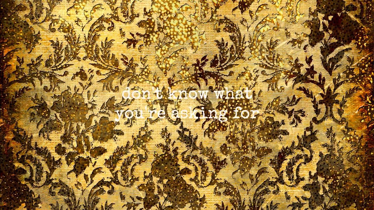 Barns Courtney - Glitter & Gold - pinterest.com