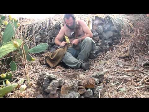 Vive 30 dias solo en una isla salvaje video 4