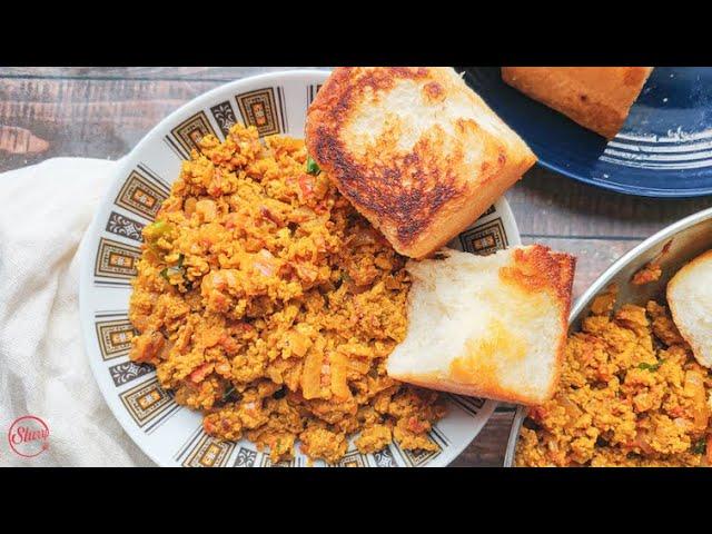 Egg Bhurji | Anda Bhurji Recipe