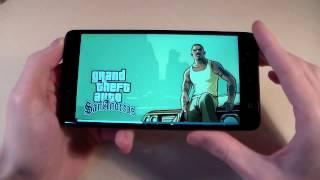 Games Lenovo K6 Note (GTA:SanAndreas, DeadTrigger2, ClashOfClans)