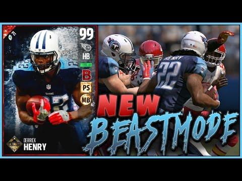 OMG! BEST HB IN MUT 17! | DERRICK HENRY ULTIMATE TICKET! | MUT 17 GAMEPLAY