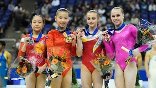 2009 Worlds WAG Uneven Bars Final NBC