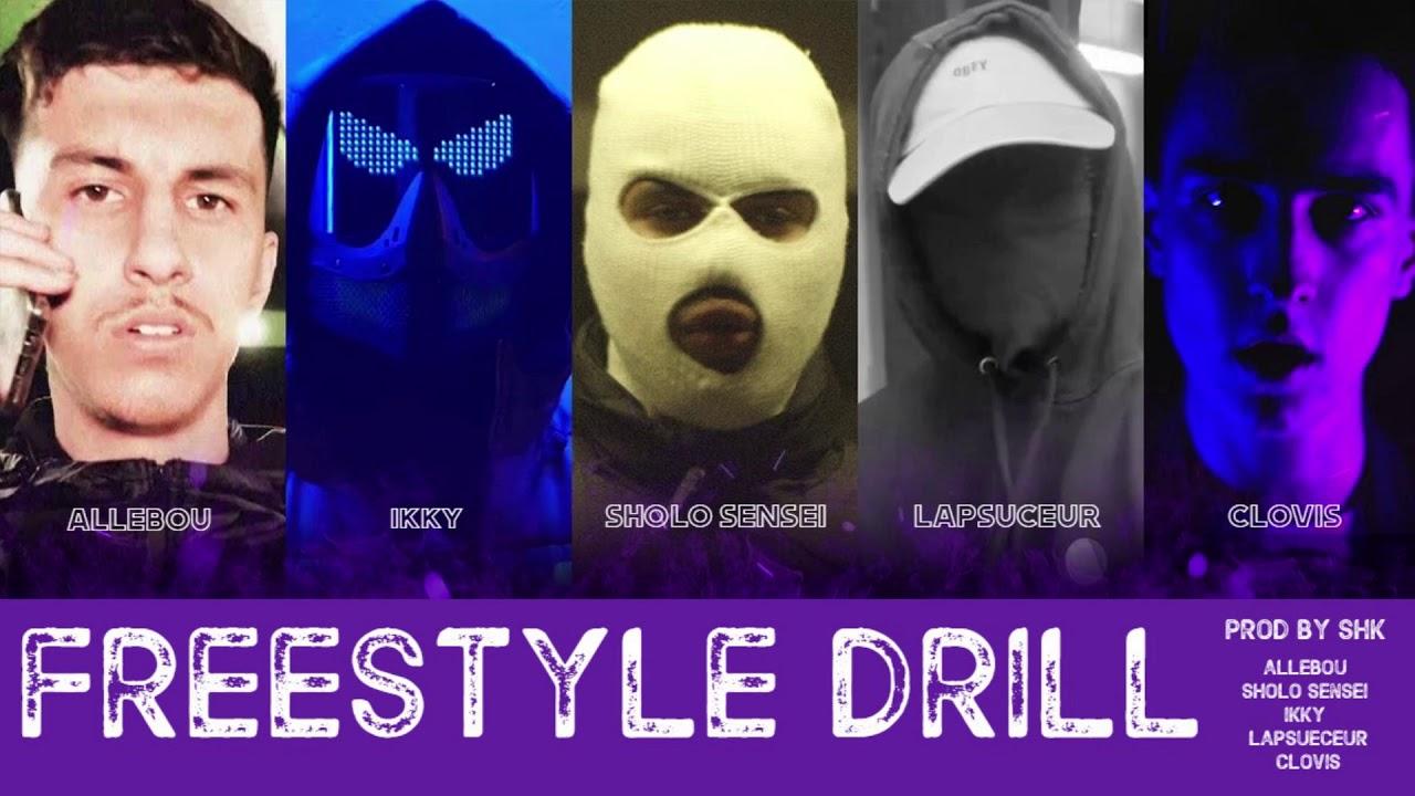 Download Le Règlement - Freestyle Drill (Allebou ,Ikky ,Sholo Sensei ,Lapseuceur ,Clovis et SHK à la prod)