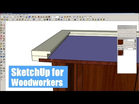 From SKETCHUP to PRODUCTION by Lesnistroji